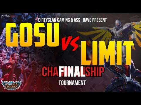 GOSU vs LIMIT | MOBILE LEGENDS NA S.5 CHAMPIONSHIP GRAND FINAL!