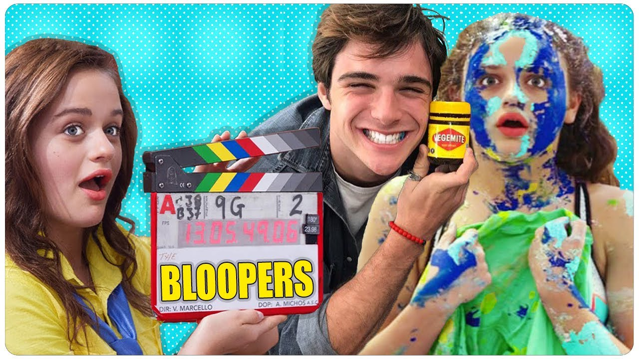 Download THE KISSING BOOTH Bloopers That Are Even Better Than The Movie