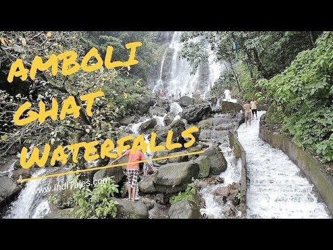 Amboli Ghat Waterfalls Best Monsoon Getaway To The Western Ghats From Mumbai Pune YouTube