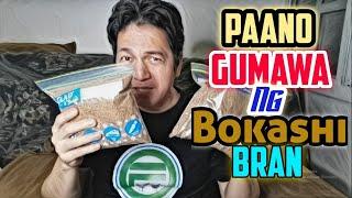 Bokashi gamit ang DIY Low Cost EM (English Subtitle)