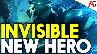 Overwatch | NEW INVISIBLE HERO? ► Sombra Ability/Ultimate Theory (Speculation)