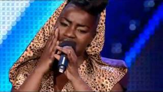 Misha Bryan - The X Factor 2011 UK - Bootcamp (Final Stage)