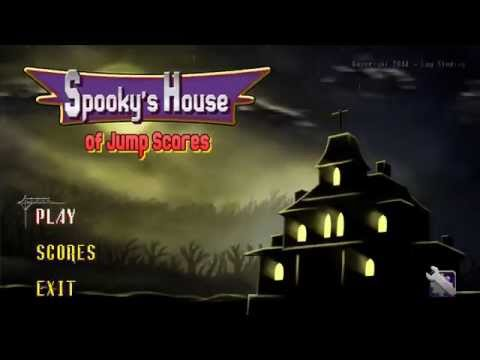 Pat shits himself playing Spooky's House of Jumpscares