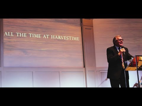 Wayne Huntley- All the time, at harvest time. POWERFUL!!!