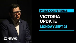 #LIVE: Victoria records 11 nęw infections and 2 further COVID-19 deaths | ABC News