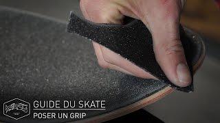 Poser un grip - Skate Setup   Titus