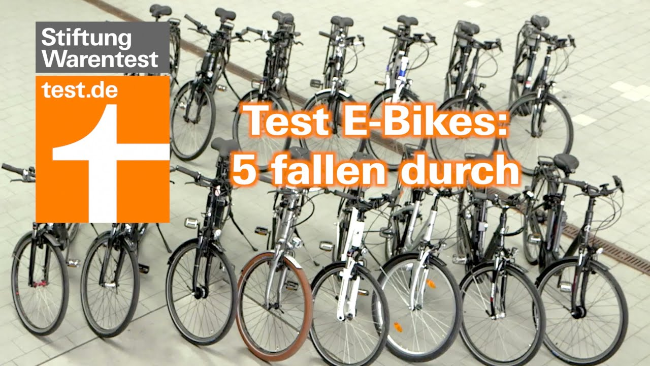 test e bikes 5 versagen im h rtetest youtube. Black Bedroom Furniture Sets. Home Design Ideas