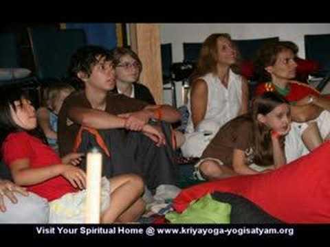 Healing Body, Mind- Kriya Yoga Master SwamiShreeYogiSatyam