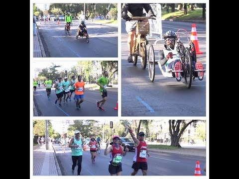 Marathon of Santiago, Chile 2017