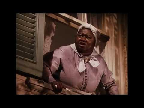 Gone With The Wind (1939  )   ~   Hattie McDaniel     ,    HD