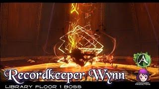 ★ ArcheAge ★ - Recordkeeper Wynn