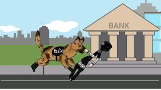 Мультфильм про сторожевую собаку моего папы