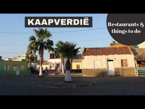 KAAPVERDIË TRAVEL GUIDE: ONTDEK SAL & BOA VISTA
