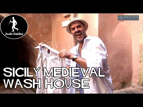 Cefalù: Sicily travel tips 2 | World's Oldest Laundry!
