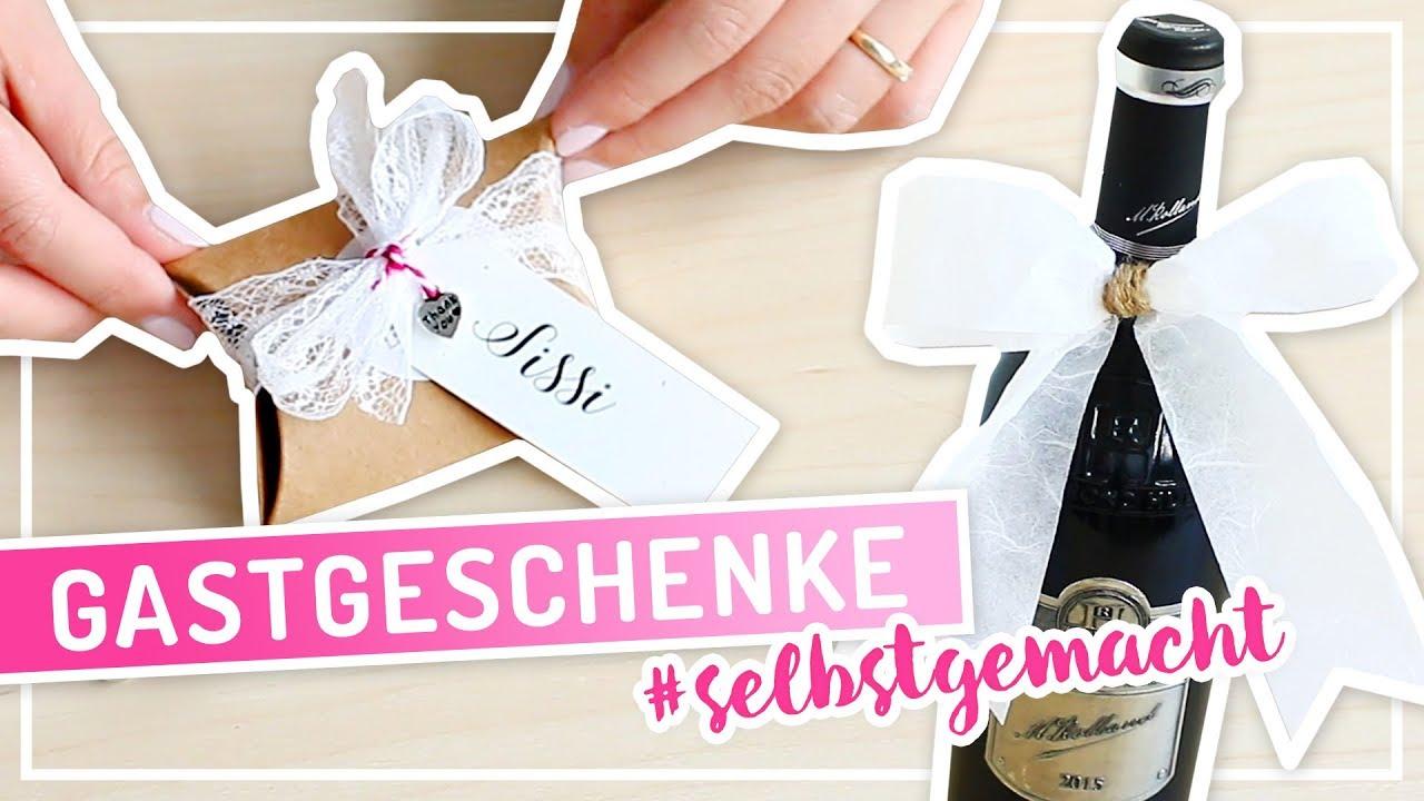 Gastgeschenke Tischkarten Diy Fur Die Hochzeit Typischsissi Youtube