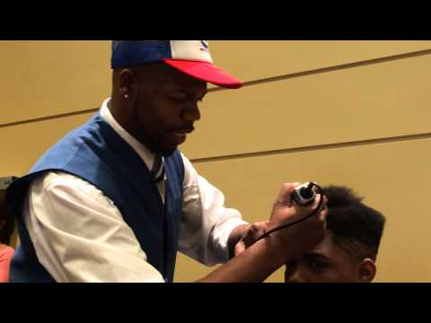 How to Create a High Top Fade With a Juice Part