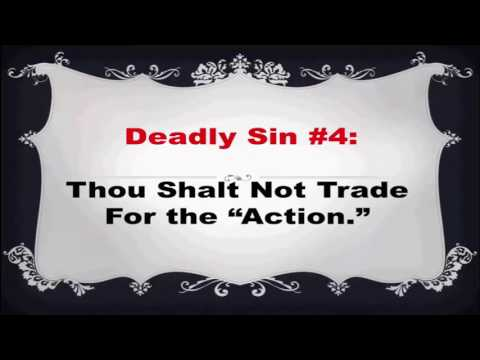 Dr. Barry Burns on 7 Deadly Trading Sins