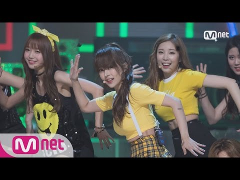 [C.I.V.A - WHY] Debut Stage | M COUNTDOWN 160707 EP.482
