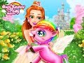 Rainbow Pony Makeover, Pony Pet, Make up, Dressup, Pony Care, Android Games For Girls