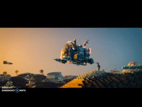 Emmet Saves the Day with Double Decker Couch -The Lego Movie