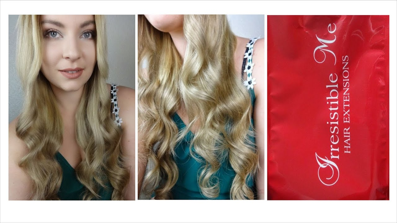 Irresistible me hair extensions review youtube irresistible me hair extensions review pmusecretfo Image collections