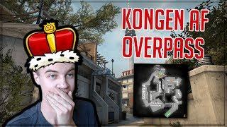 KONGEN AF OVERPASS! - CS:GO COMPETITIVE #32