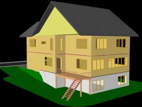 architectural design of a 2 storey house with basement high rh youtube com house with basement 27587 house with basement 27613