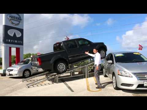 Nissan Guam Sales Consultant Marlon Lacson - Certified Used Car