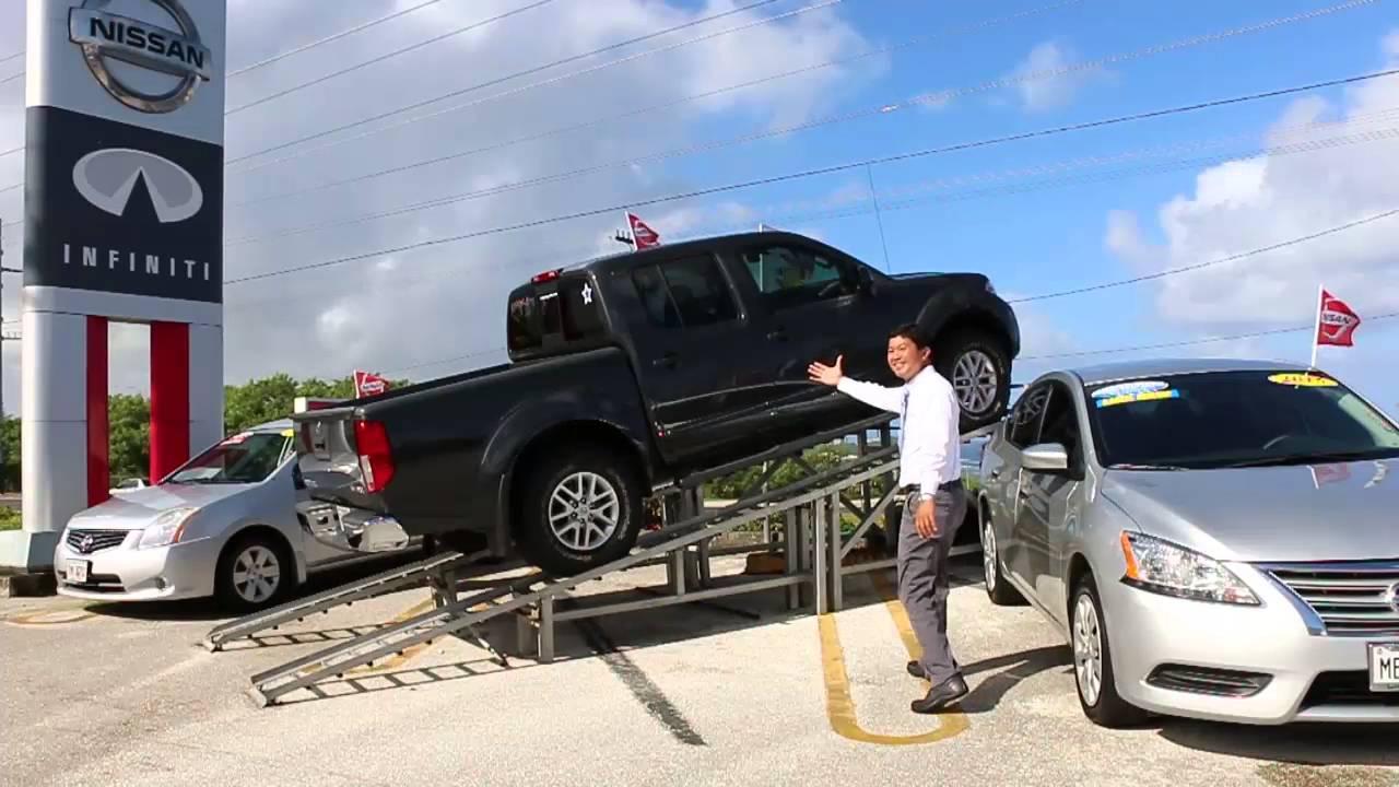 Nissan Guam Sales Consultant Marlon Lacson - Certified Used Car ...