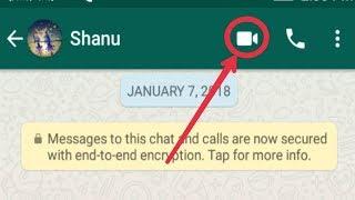 Fix WhatsApp Audio Voice Problem In Video Call