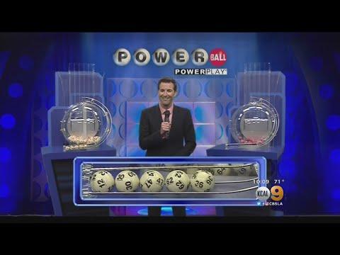 $324 Million Powerball Jackpot