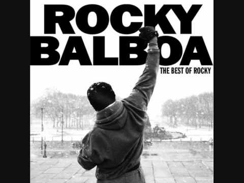 "Rocky Soundtrack Theme ""Gonna Fly Now"""