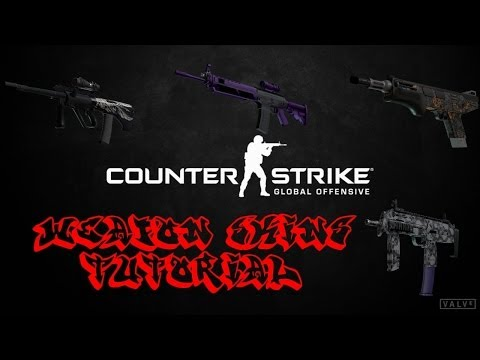 How To Get Counter-Strike: Global Offensive Weapon Skins