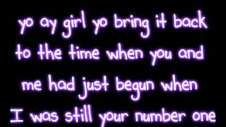 Do you remember by Jay Sean (lyrics on screen)