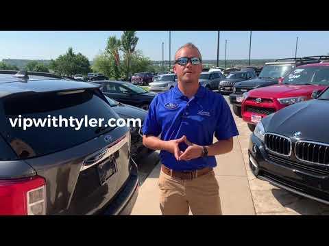 2020 Ford Explorer Power Liftgate Adjustment