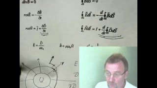 Уравнения Максвелла 6: токи смещения.