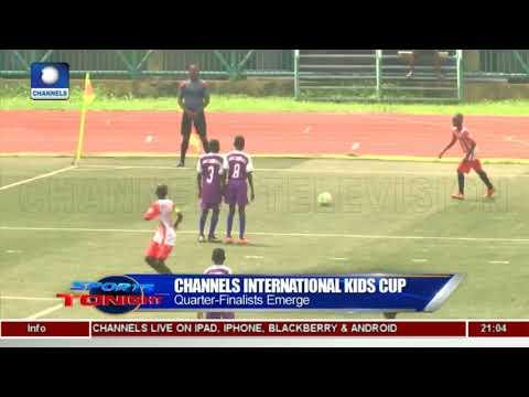 Channels Int'l Kids Cup Participants Relish Moment As Quarter Finalists Emerge Pt.1
