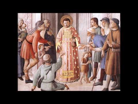 St. Lawrence (Feast Day 10-Aug)