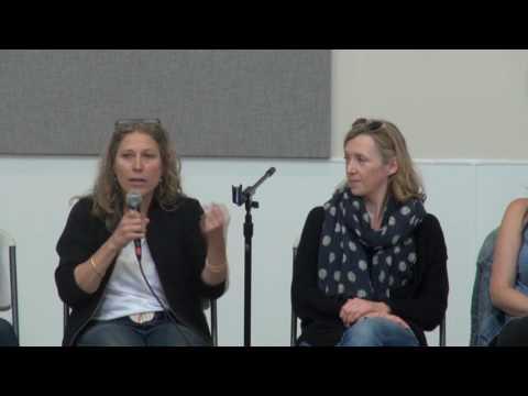Meet the Artists panel at Berkeley Rep's Summer Residency Lab in Berkeley, CA—Fri, June 23 2017