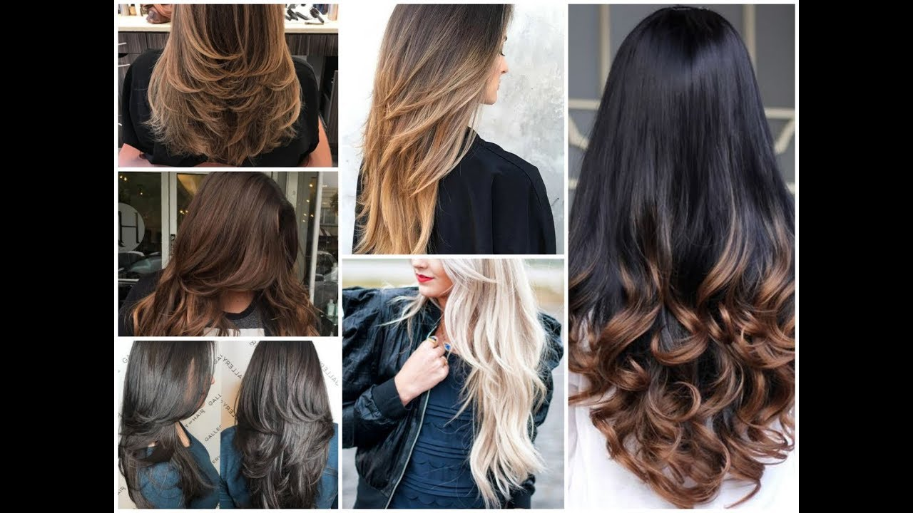 Top-20 Trendy Long Layered Haircuts Ideas for Stylish Looks - YouTube