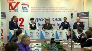 Предварительное голосование: дебаты. Курск. 17.04.16