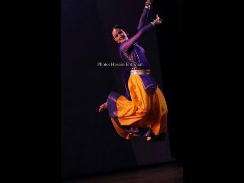 Meera in Nritya Utsav - Sangeet Natak Academy Lucknow