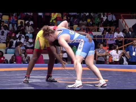 VIIIes Jeux de la Francophonie 2017 - LUTTE LIBRE – 24 juillet