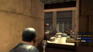 Stargate Resistance Gameplay SGR RAW ok