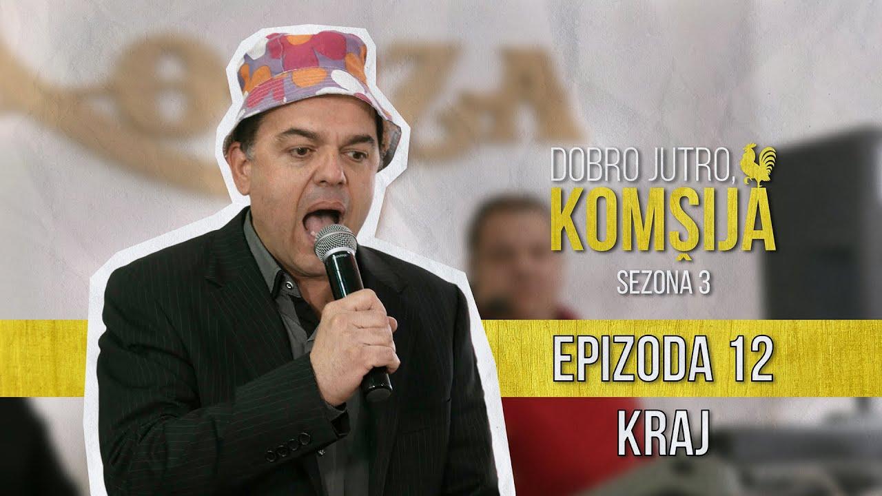 Download DOBRO JUTRO KOMŠIJA (SEZONA 3) - 12 EPIZODA