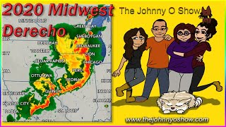 Ep. #695 Our Iowa Derecho Experience ~ 2020 just gets better and better