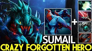SUMAIL [Weaver] Crazy Forgotten Hero Carry is Back Cancer Gameplay 7.23 Dota 2
