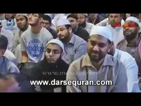 Mulana Tariq jameel Hazrat Musa AS ki ALLAH se mulakat bayan