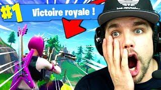 Mon PLUS BEAU KILL à L'ARBALÈTE sur FORTNITE: Battle Royale !!