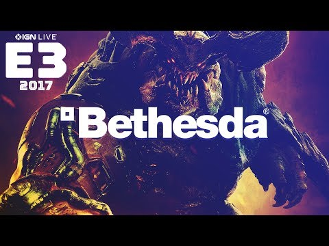 FULL Bethesda Press Conference - E3 2017
